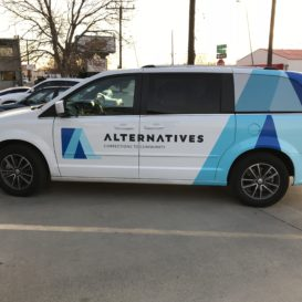 Alternatives - van wrap