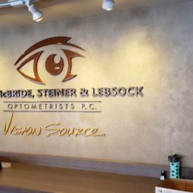 VisionSource Interior Sign